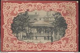 CPA Montbéliard - Place Francisco Ferrer - Circulée En 1917 - Montbéliard