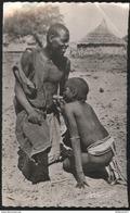 CPSM Coloniale - Afrique - Tchad - Ventouse Indigène - Circulée - Afrique