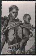 CPSM Coloniale - AEF - Femme Et Enfant Balali - Circulée En 1956 - Afrique