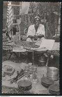 CPSM Coloniale - Afrique - Le Marché - Circulée - Afrique