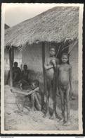 CPSM Coloniale - Oubangui ( AEF ) - Someilleux - Circulée - Afrique