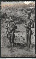 CPSM Coloniale - Collection Afrique Noire - Femmes Kapsiki - Circulée - Afrique