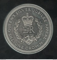 1 Crown Ile De Man 1977 - Andere - Europa