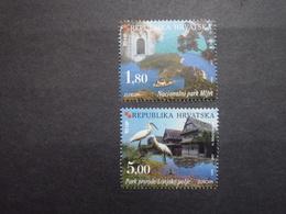 Kroatien     Natur-und Nationalparks   Europa Cept  1999   ** - 1999