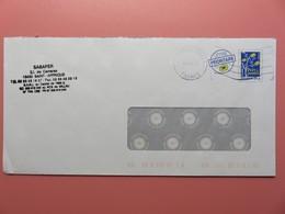 PAP - Entier Postal - Arbre à Feuilles - Sabafer - ZI Camaras - St Affrique (12)  Flamme Muette 03.06.09 - Entiers Postaux