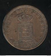 1/2 Tonga Inde Portugaise 1903 - Carlos I - TTB - Inde