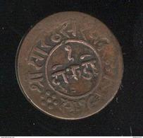 1 Doko Etat Princier Indien / Indian Princely State Junadagh 1907 - TTB - Indien