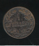 1 Heller Deutsch Ostafrika 1913 - TTB - Afrique De L'Allemagne De L'Est
