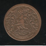 1 Paisa Etat Princier Indien / Indian Princely State Ratlam  - 1942 - TTB+ - Kolonies