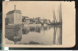 CPA Pont De Vaux - Le Barrage Du Moulin - Non Circulée - Pont-de-Vaux
