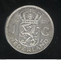 10 Gulden Pays-Bas 1957 - TTB+ - [ 3] 1815-… : Royaume Des Pays-Bas