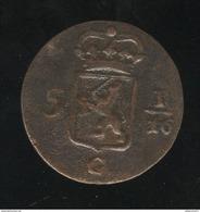 1 Duit Indes Néérlandaises / Nederland Indie 1815 - TTB - India