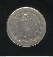1 Rial Iran 1948 TB+ - Iran