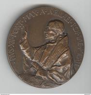 Médaille Pie XII - 1950 - Italie