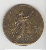 Médaille De Député - In Eo Patriae Spes - Offert Par M. Aimond 1900-1920 - SUP - Professionals / Firms
