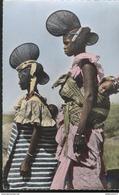 CPSM Coloniale - Jeunes Femmes Du Foutadjalon - Non Circulée - Afrique
