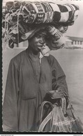 CPSM Coloniale - Marchand Ambulant Haoussa - Circulée - Afrique