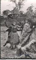 CPSM Coloniale - Cameroun Danses Bamilékés à Bandjoum - Non Circulée - Afrique