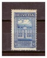 CH44) 1923 -UPU -Unif.213A MNH** - Svizzera
