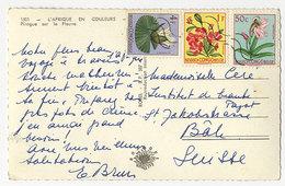 Belgisch Kongo - 1947-60: Lettres