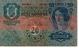 HONGRIE - HUZ KORONA   ( 1913 ) - Hongrie