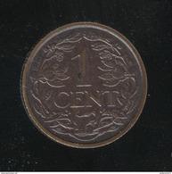 1 Centimes Pays Bas / Nederland 1929 SUP - [ 3] 1815-… : Kingdom Of The Netherlands