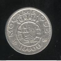 Mozambique Colonie Portugaise 10 Escudos 1954 - Mozambique