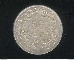 50 Centimes Belgique / Belgium 1910 TTB - 1909-1934: Albert I