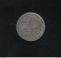 Jeton Grande Bretagne - Albert Et Alexandra 1888 - Grande-Bretagne