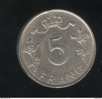 5 Frang Luxembourg 1949 SUP - Luxembourg