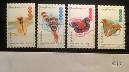 E72 Hong Kong Collection - 1997-... Speciale Bestuurlijke Regio Van China