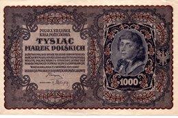 POLSKA - TYSIAC MAREK POLSKICH ( 1919 ) - Pologne