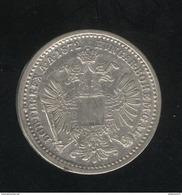 10 Kreuzer Autriche 1872 TTB+ - Austria