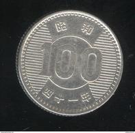 100 Yen Japon 1966 TTB+ - Japan