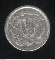 25 Centavos République Dominicaine 1952 TTB+ - Dominicaine