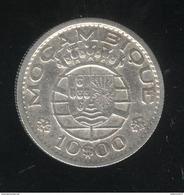 10 Escudos Mozambique 1960 - Mozambique