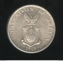 20 Centavos Philippines 1945 TTB+ - Philippines