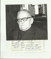 **1 X  PERSFOTO - BORSBEEK - Priesterjubileum (dhr.Emiel Van Aalst)   - 22/01/1985 - Borsbeek