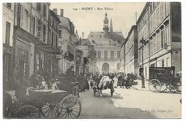 NIORT - Rue Thiers - Niort