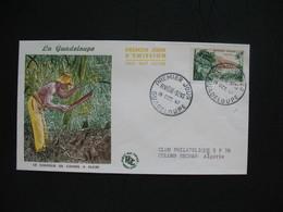 FDC 1957     N° 1125  Rivière Sens à La Guadeloupe      à Voir - FDC