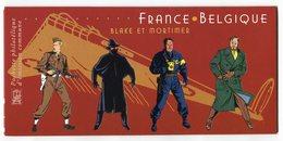 RC 10509 EMISSIONS COMMUNES 2004 FRANCE - BELGIQUE BD BLAKE ET MORTIMER NEUF **  TB - Joint Issues