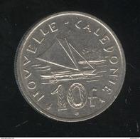10 Francs Nouvelle Calédonie  1970 - TTB - Nouvelle-Calédonie