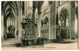 CPA 80 Somme Amiens La Cathédrale Vue Prise Du Transept Nord - Amiens