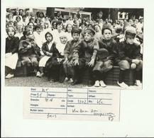 **1 X  PERSFOTO - HOOGSTRATEN  - Kinderen  Doen !   - 22/08/1985 - Hoogstraten