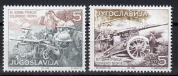 Yugoslavia,80 Years Old Salonika Front Breakthrough 1998.,MNH - Ongebruikt
