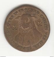Jeton Legat Du Pape Flavio Chigi à Avignon - 1664 - TTB - Contremarqué MM - Professionals / Firms