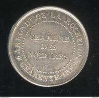 Jeton Chambres Des Notaires De La Rochelles - 1835 - SUP - Professionals / Firms