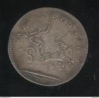 Jeton Louis XV - Le Bien Aimé - 173X - TTB+ - Professionnels / De Société
