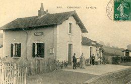 58  CHOUGNY  LA GARE - France
