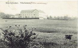 MONT-ST-GUIBERT - Villa Scolaire - Censure Militaire Allemand - Freigegeben OTTIGNIES - Mont-Saint-Guibert